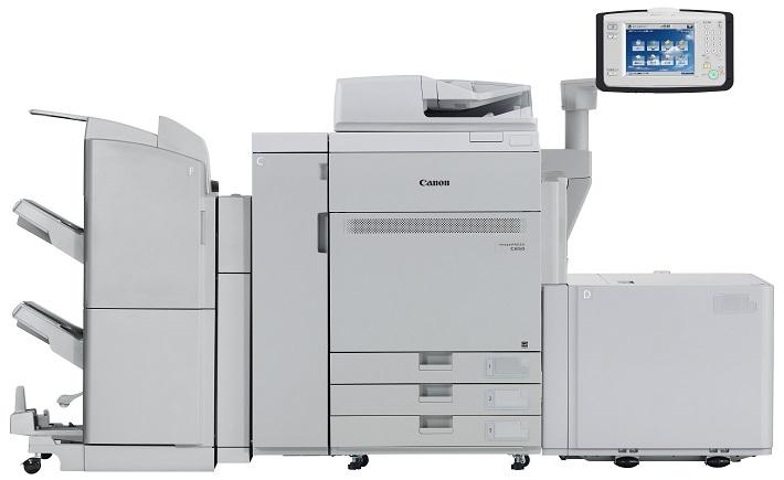 imprimante numérique canon